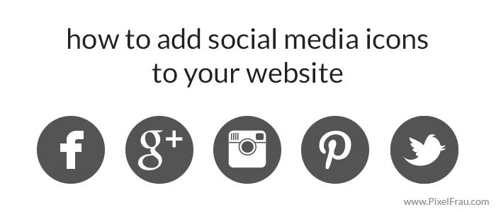 footerlinks social media